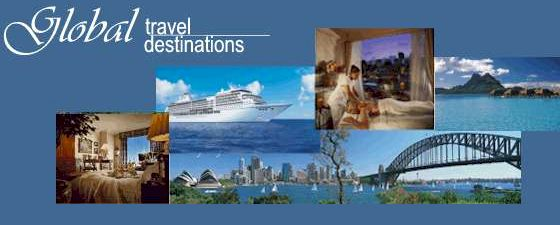 Cruises, Escorted and Non-Escorted Tours Worldwide