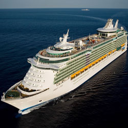 independence of the seas, royal caribbean, freedom class ship