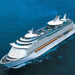 royal caribbean, voyager of the sea, singapore, new orleans, spain, australia, new zealand
