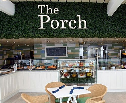 The Porch - Breakfast & Lunch