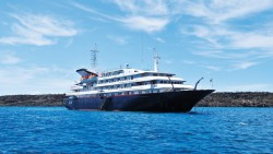 Silversea Expeditions' Silver Galapagos