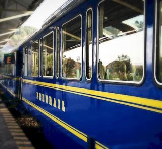 PeruRail Train to Machu Piccu