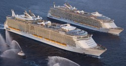 Royal Caribbean Oasis and Allure of the Seas