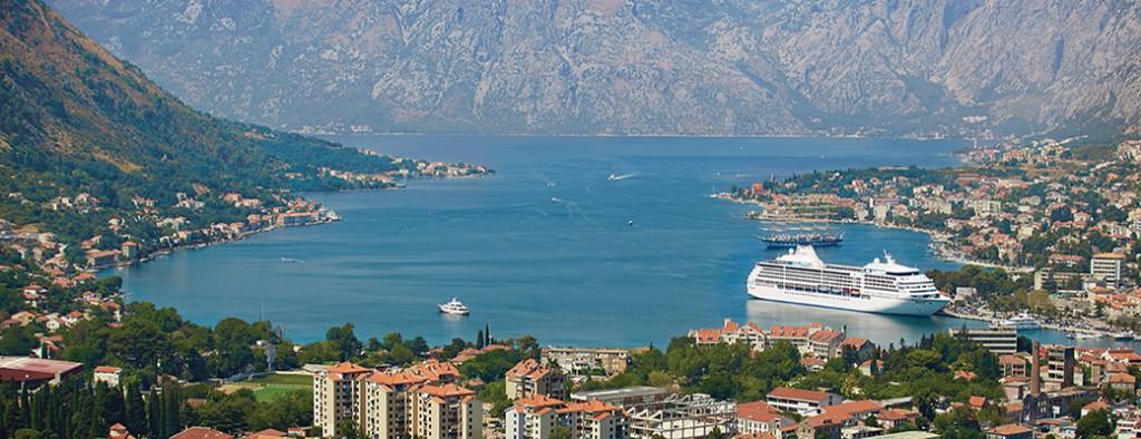 Regent Seven Seas Mariner, Kotor, Montenegro