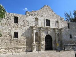 Alamo, San Antonio Missions, Texas