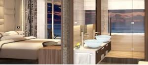 Azamara Club Cruises Club Spa Suite