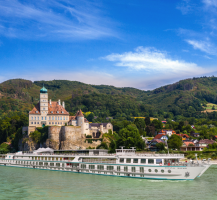 Crystal River Cruises, Crystal Mozart