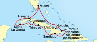 Pearl Seas Cruises Cuba Voyage