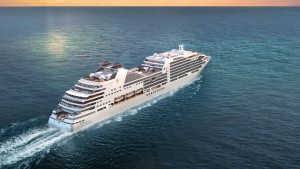 Seabourn Encore luxury cruise ship