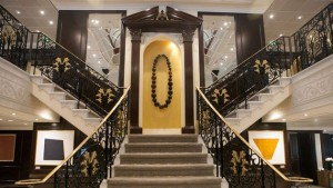 Azamara Journey Grand Staircase