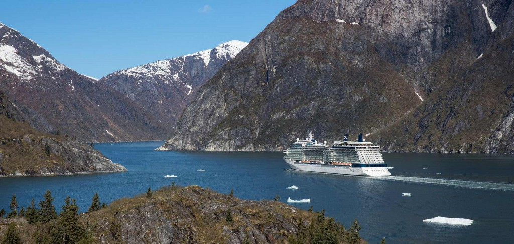 Celebrity Infinity Cruise - Review of Tracy Arm Fjord ...