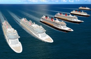 Disney Cruise Lines new ships