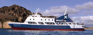 Galapagos cruise on Celebrity Xperience