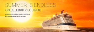 Celebrity Cruises Endless Summer Sale