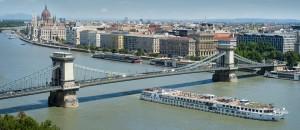 Crystal Mozart Sails the Danube River
