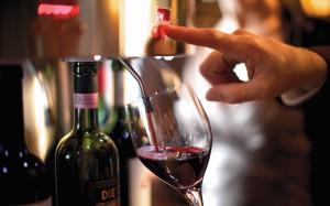 Celebrity Cruises wine service
