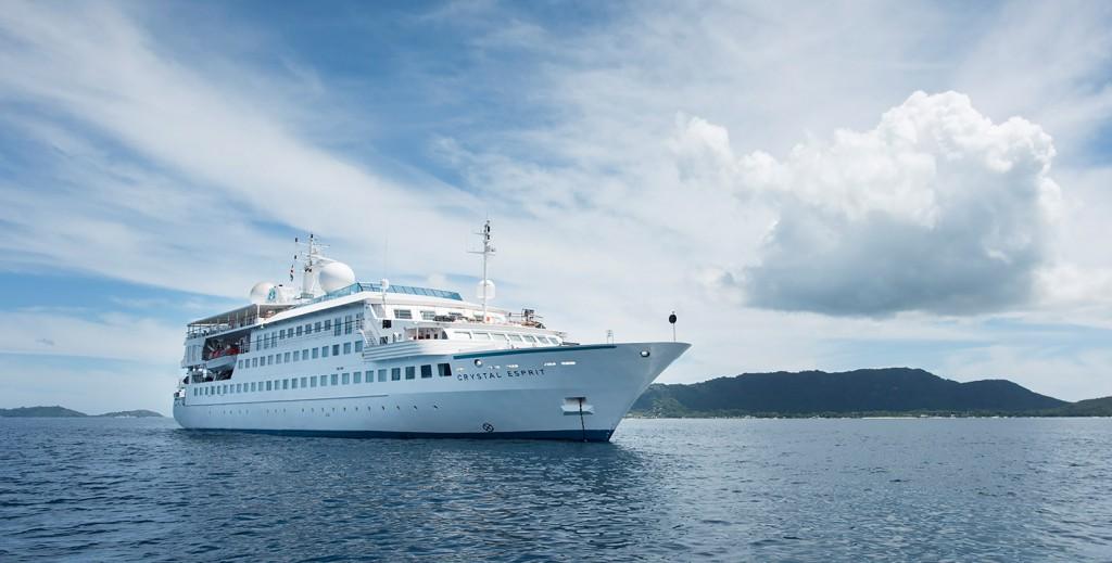 Crystal Yacht Cruises, Crystal Esprit