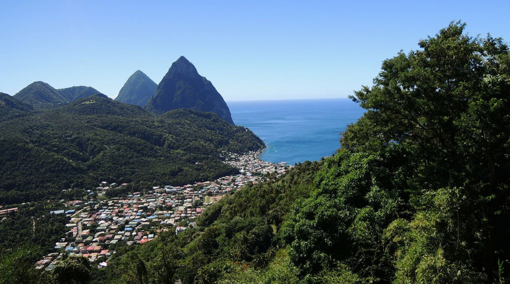 St. Lucia, West Indies, Caribbean