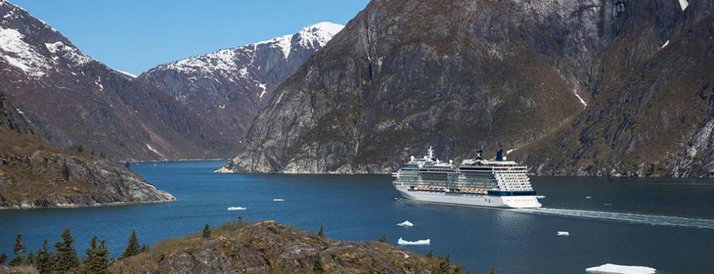 Celebrity Cruises Alaska voyage