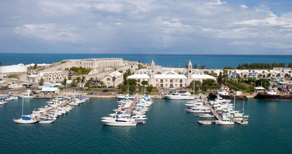 Kings Wharf, Bermuda