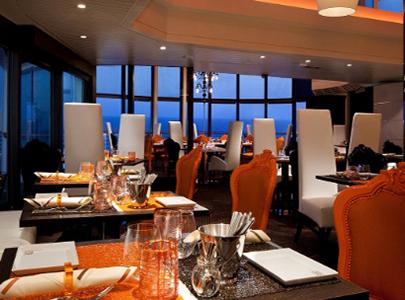 Celebrity Constellation Qsine Restaurant