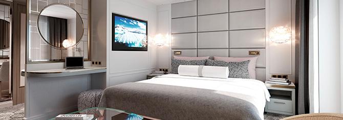 Crystal Symphony Seabreeze Penthouse