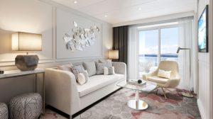 Crystal Symphony Seabreeze Penthouse Suite