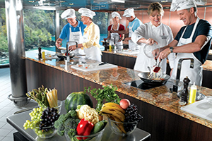 Oceania Cruises Culinary Center