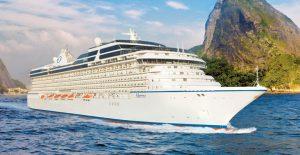 Regent Seven Seas Cruises Oceania Marina