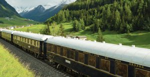 Venice Simplon-Orient-Express Europe train travel
