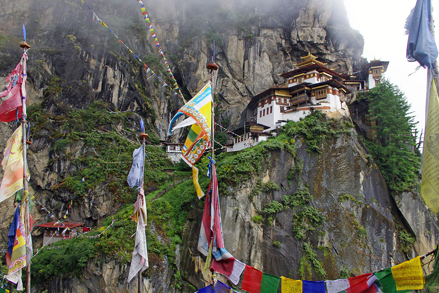 Takshang Temple, Bhutan