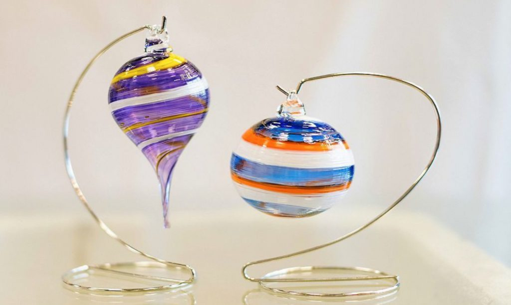 Celebrity Cruises & Hollywood Hot Glass glassblowing classes