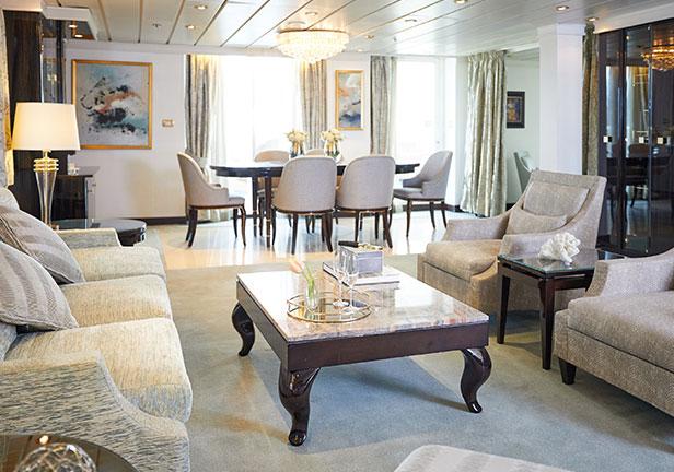 Seven Seas Mariner Master Suite