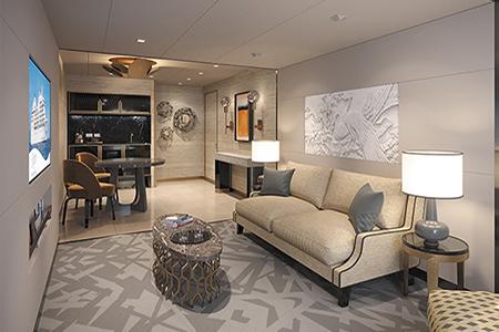 Regent Seven Seas Splendor Suite