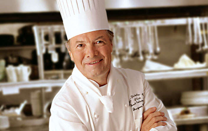 Oceania Cruises Jacques Pepin master chef