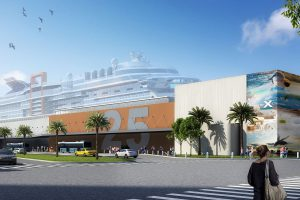 Celebrity Cruises New Terminal, Florida