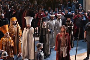 Oberammergau Passion Play, Germany
