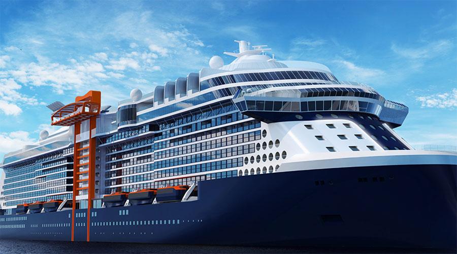 Celebrity Edge from Celebrity Cruises