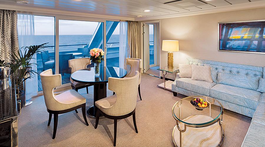 Oceania Cruises Regatta-class Owners Suite