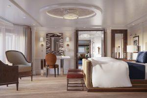 Oceania Marina & Riviera Owners Suite - Master Suite