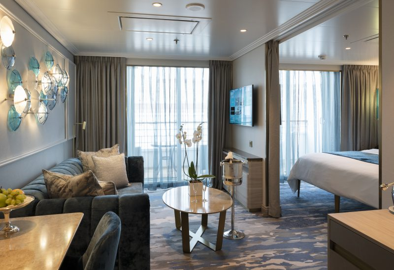 Crystal Serenity - Seabreeze Penthouse Suite