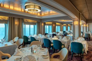 Crystal Serenity Waterside Restaurant