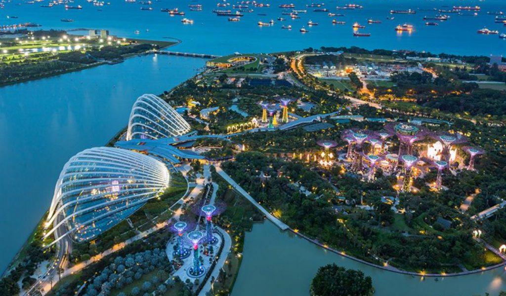 Azamara Club Cruises City Stays Packages - Singapore