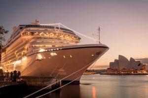 Oceania Marina, Sydney, Australia