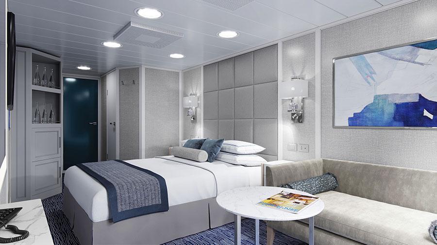 Oceania Cruises - Concierge Stateroom