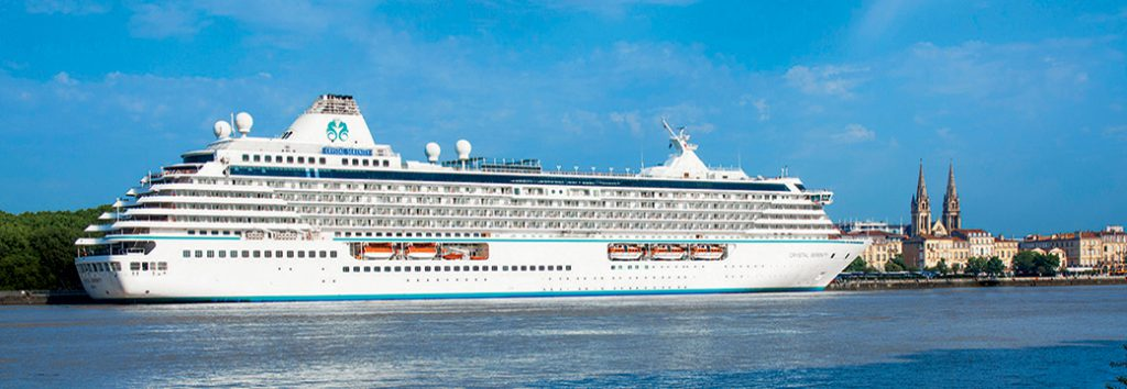 Crystal Ocean Cruises - Crystal Serenity