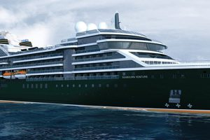 Seabourn Venture expedition ship