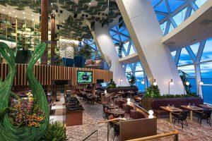 Celebrity Apex - Dining in Eden
