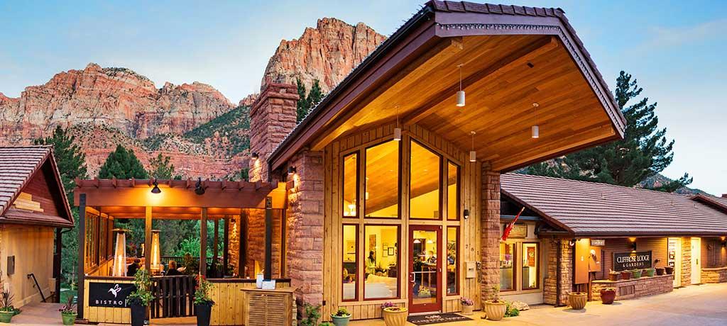 Cliffrose Lodge, Zion National Park, Utah