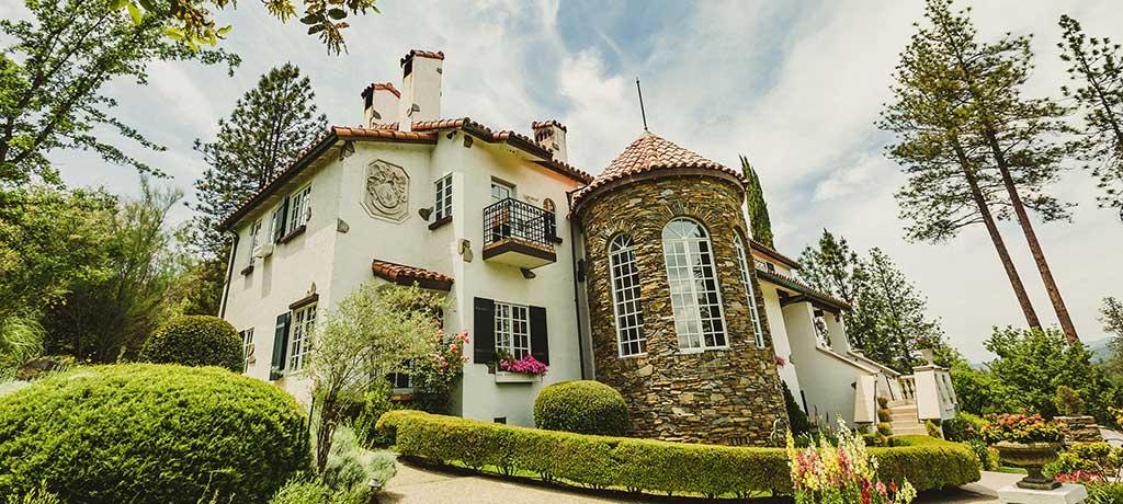 Chateau du Sureau, Northern California